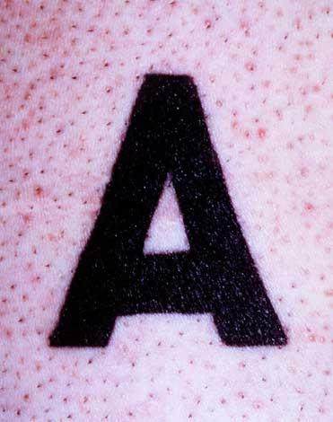 tattoo-A